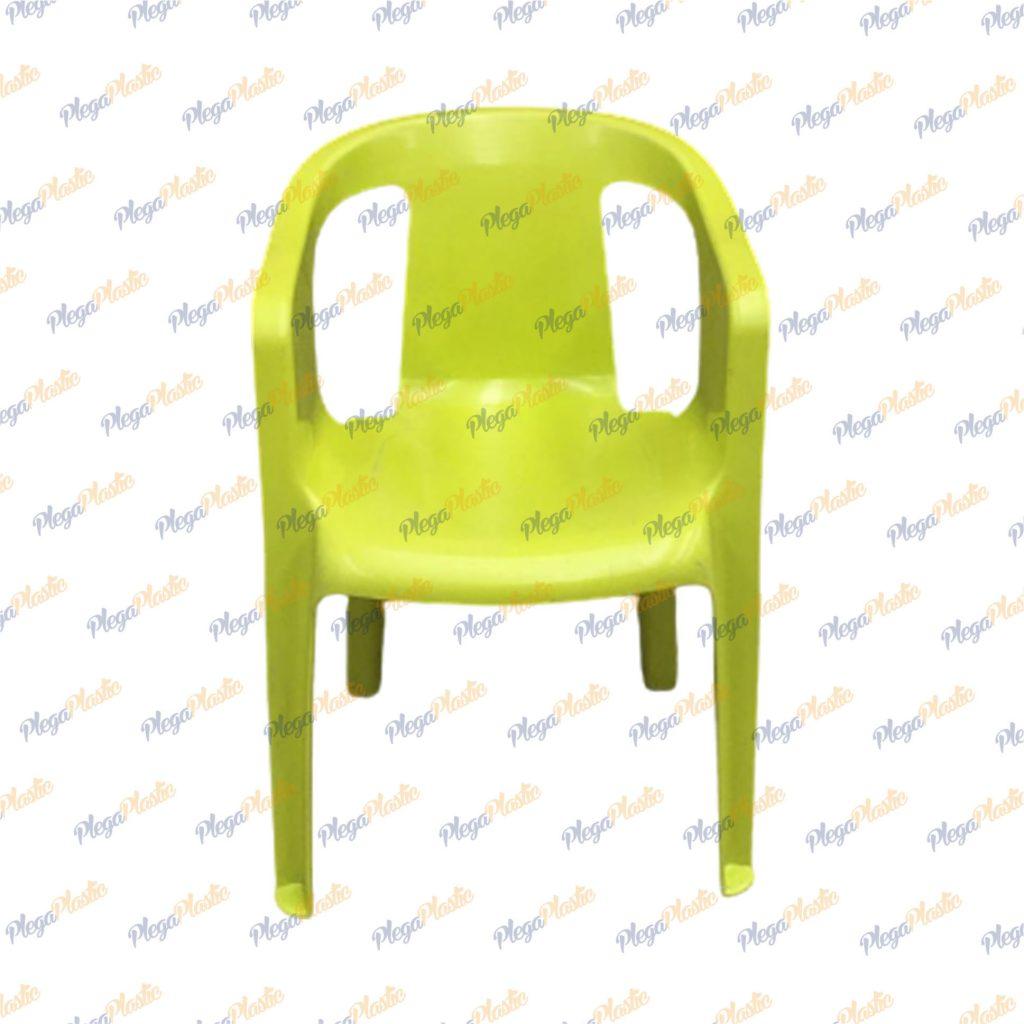 silla classic amarilla